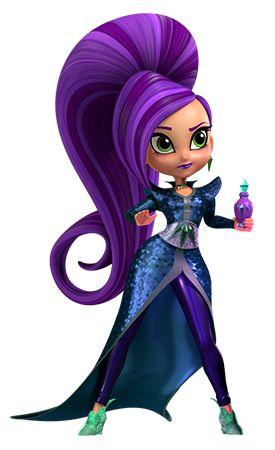 Zeta the Sorceress | Shimmer and Shine Wiki | Fandom powered by Wikia