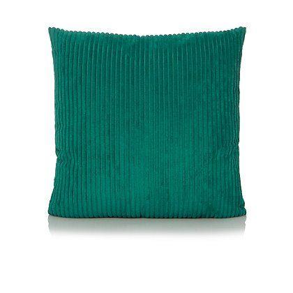 Jumbo Cord Cushion - 50x50cm   Home & Garden   George at ASDA