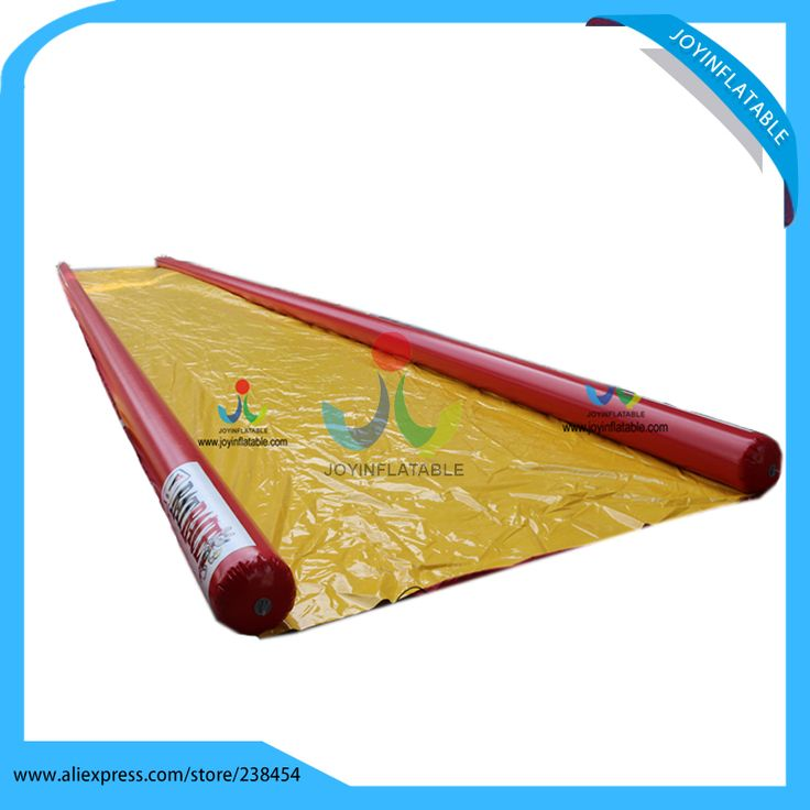 Customized Giant Slip and Slide for Adults, Longest Extreme City Inflatable Water Slide