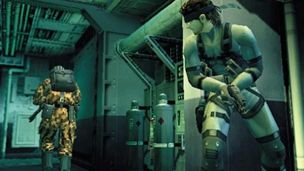 Metal Gear Solid 2 (PS2)
