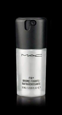 Josla Makeup: Fix+ MAC Cosmetics
