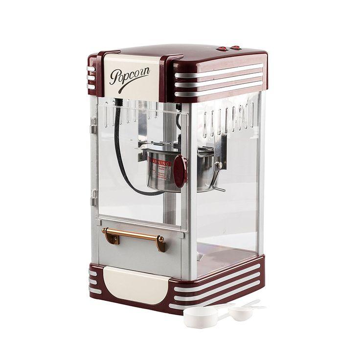 Pajoma 44933 - Maquina de palomitas: Amazon.es: Hogar