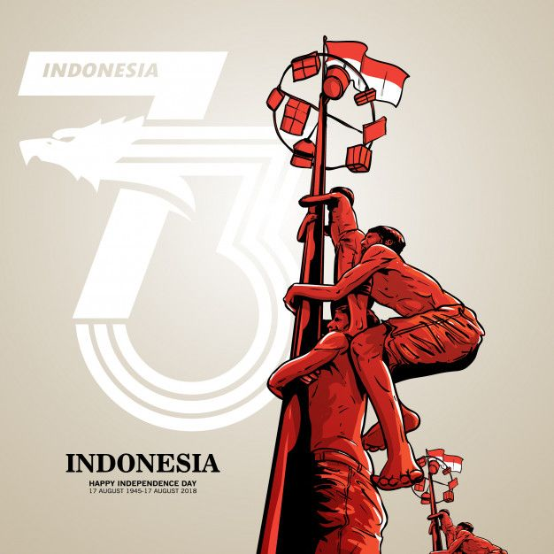 Indonesia Independence Day Independence Day Poster Indonesia Independence Day Independence Day