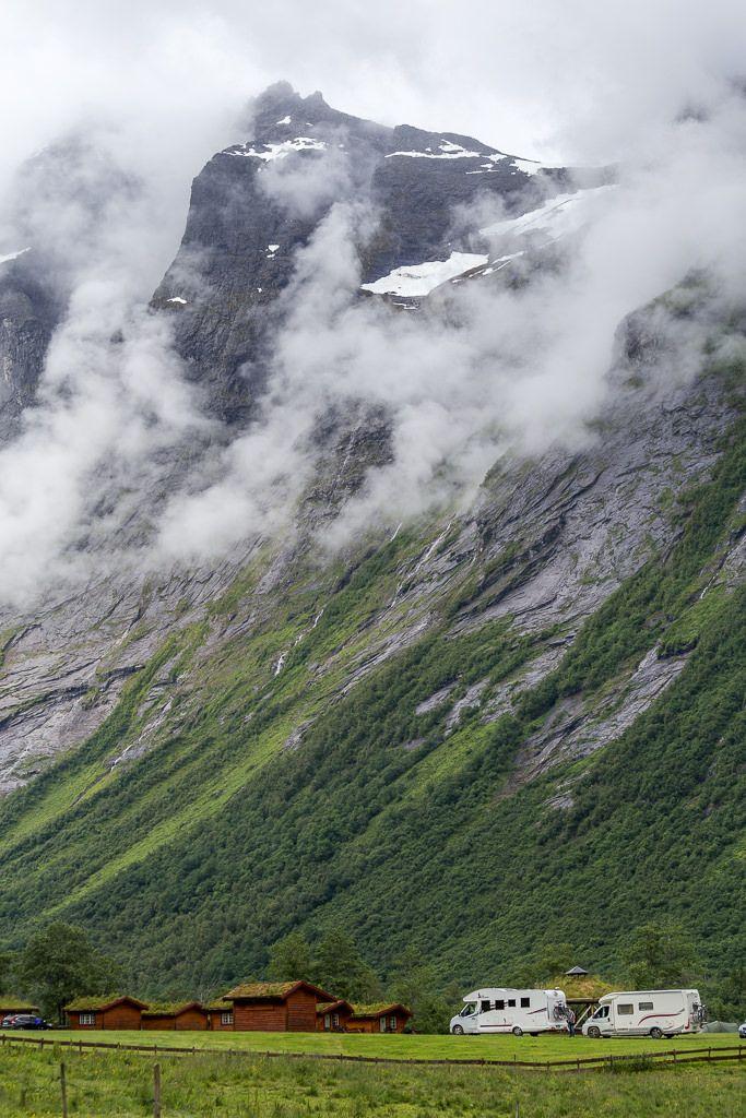 Noorwegen is een camperland bij uitstek.