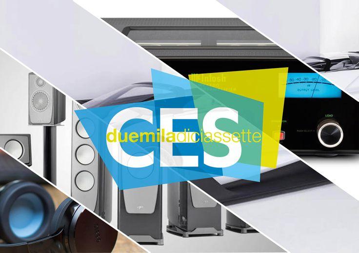 Aspettando il CES 2017: Hi-Fi, cuffie, VR e automotive Le anticipazioni di quello che vedremo a inizio gennaio a Las Vegas per quanto riguarda cuffie, Hi-Fi, realtà virtuale e automotive...