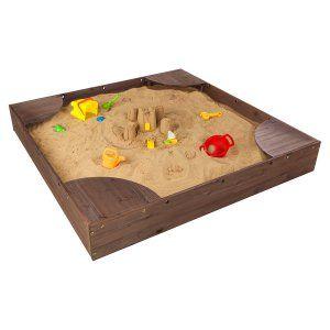 Sandboxes for The Home on Hayneedle - Kids Sandboxes
