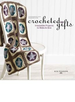 Crocheted gifts, Free book
