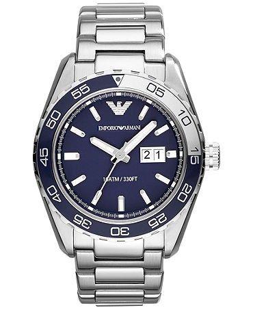 Emporio Armani Tazio Sportivo Watch AR6048 Campbell Jewellers Dublin Ireland