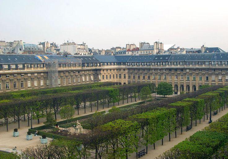 Théâtre du Palais Royal - Perrot & Richard, Architectes