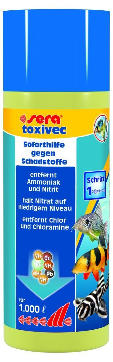 sera Toxivec First Aid in Aquariums, 250 ml -- Check out the image by visiting the link. #Pools,Hot Tubs and Supplies