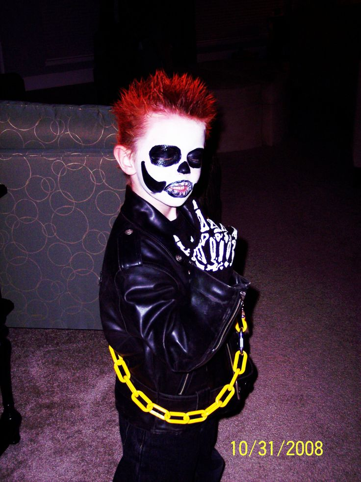 Buy Porta Potty >> 6 yr old Ghost Rider! | Halloween Costumes | Pinterest ...