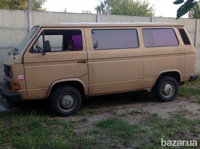 Продам Фольксваген транспортер Т3 1988 год 2.1 бензин 5 ст КпП - Volkswagen Бровары на Bazar.ua