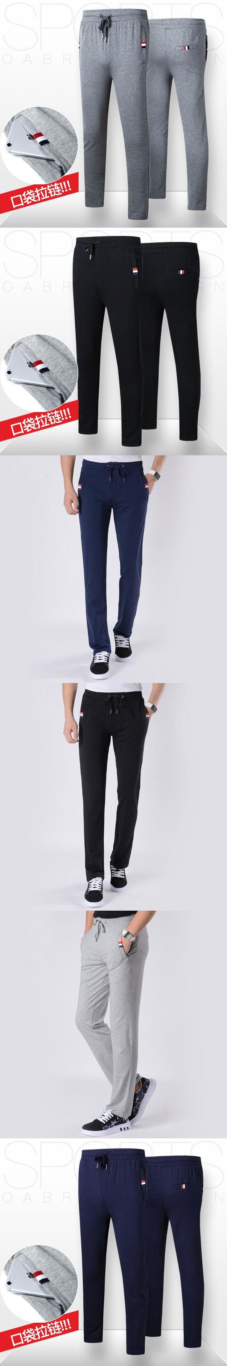 mcilam New Fashion Men's Pants, Male Fitness Workout Pants,Sweatpants Trousers Jogger Pants