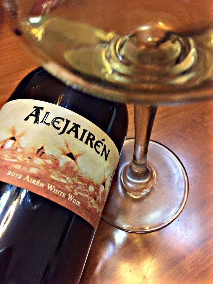 El Alma del Vino.: Grupo Pesquera Alejairén Crianza 2012.