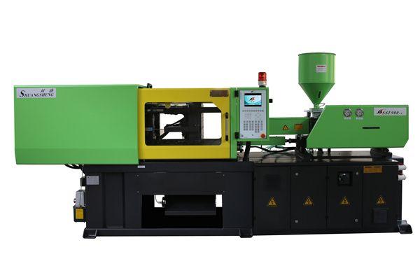 Shuangsheng brand 90TON horizontal servo injection molding machine (SSF900-S)