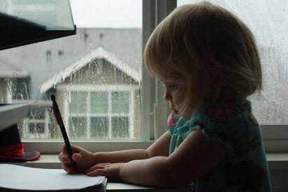 niño dibujando su significado