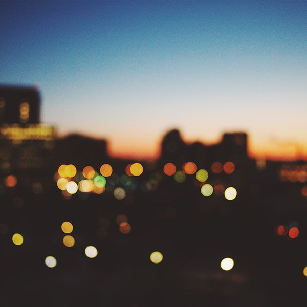 Papers.co wallpapers - nm99-light-bokeh-sunset-city - http://papers.co/nm99-light-bokeh-sunset-city/ - bokeh, city