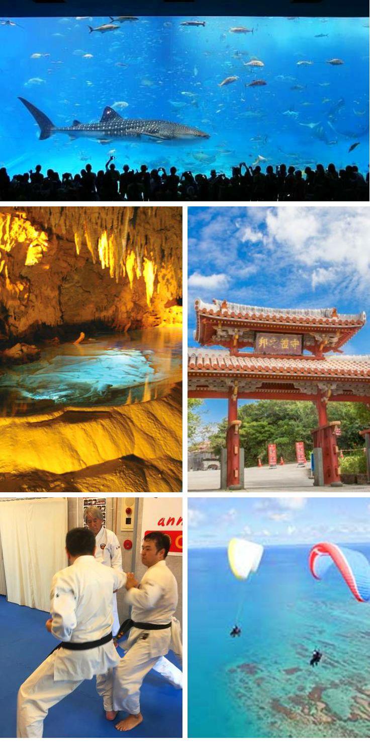 Activities to do in Okinawa, Japan