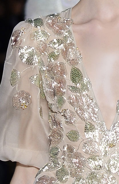 Valentino Haute Couture S/S 2013 Details