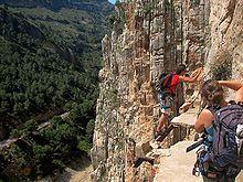 Caminito del Rey – Wikipedia