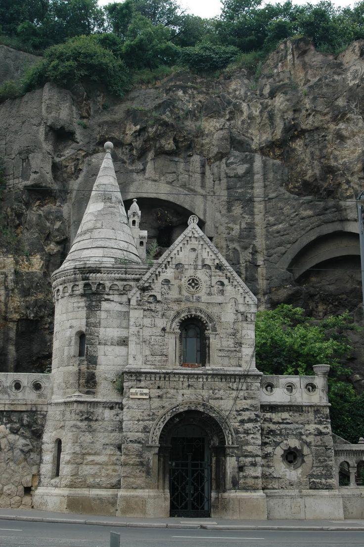 Rock church, Budapest