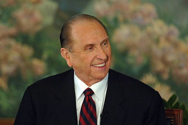 Thoughts and stories, by Pal and Wayne: 844.  12 Admonitions from President Monson: Are We...
