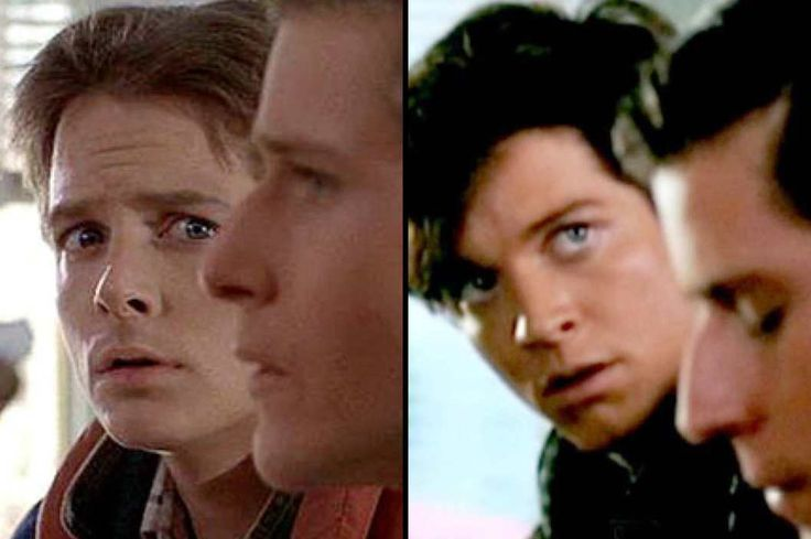 """Как мог бы выглядеть Марти Макфлай из """"Назад в будущее""""?"""