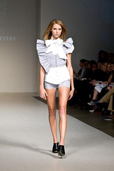 Jason Meyers Alice in Wonderland shorts suit. #SephoraColorWash
