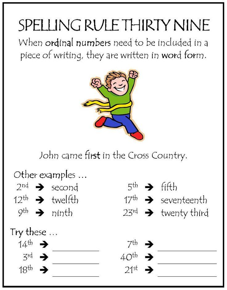 Spelling Rule #39 | Parkhurst State School