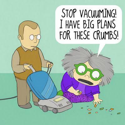 Crumbs | Mrs. Bobbins