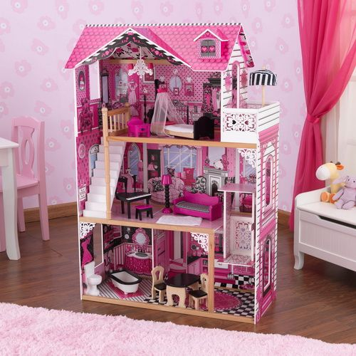 Kidkraft Annabelle Dollhouse 65079 With Furniture For Toys
