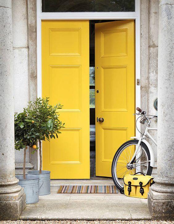 1791 best Soo Deco   Sur le blog images on Pinterest - choisir une porte d entree