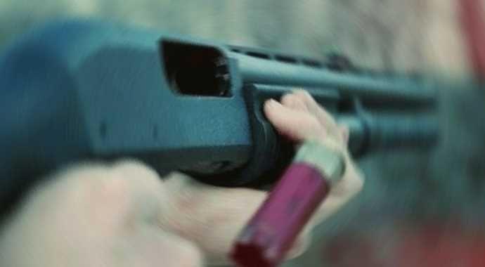 Eski nişanlısını tüfekle öldürüp kendini vurdu