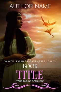 Fantasy predesigned cover