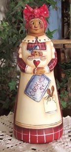 Old Mrs. Butterworth Syrup  bottle...my mom use to paint these...I love them !!