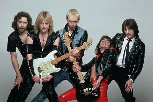 The 48 best rock forever images on pinterest rock n roll guitars as one of the longest lasting bands in rock and roll the members judas priest have earned the moniker metal gods check out this gallery to see the band malvernweather Image collections