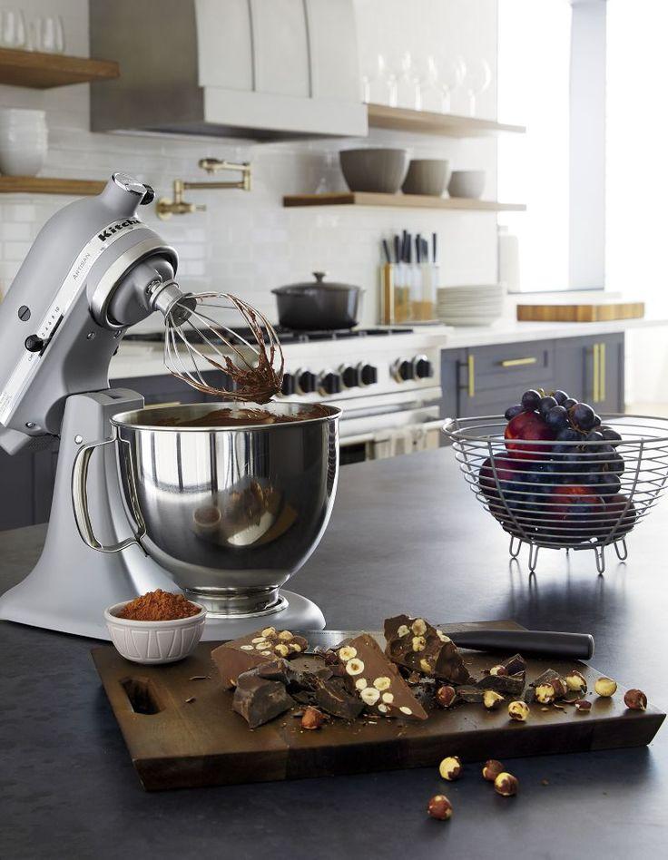 Best Kitchenaid ® Artisan Matte Grey Stand Mixer Kitchenaid 400 x 300