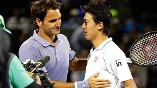Roger Federer v Kei Nishikori starts shortly and all the action will be streamed online at http://www.livetennis.com/category/live-streams/ (available on mobile phones) Who are you backing for this afternoon's match from the O2?