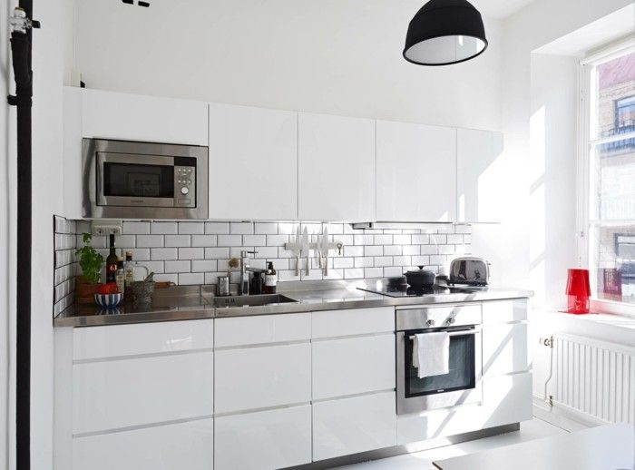 Die besten 25+ Küchenrückwand ideen Ideen auf Pinterest - spritzschutz folie k che