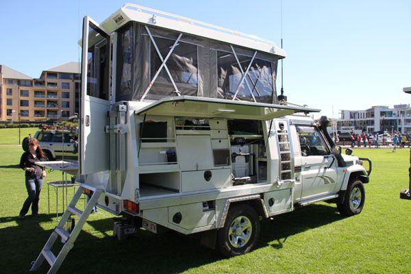 Ute Back Campers Ute Back Camper Stuff Truck Camper