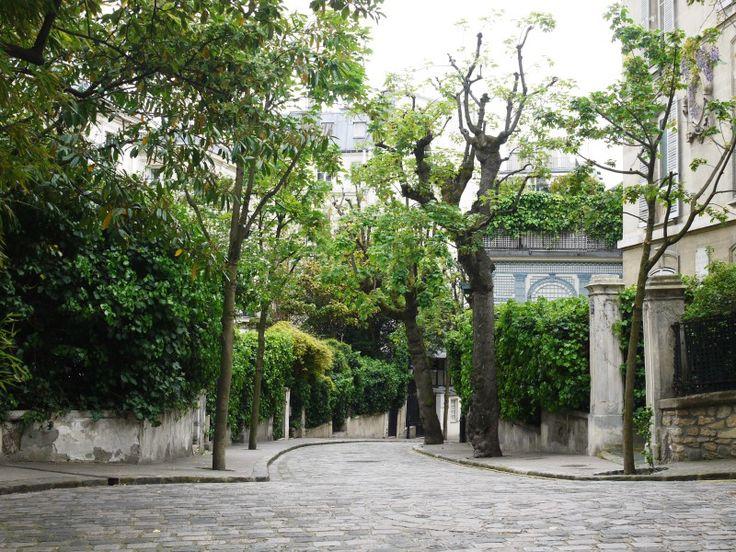 L'avenue Frochot, l'avenue privée des millionnaires à l'incroyable secret
