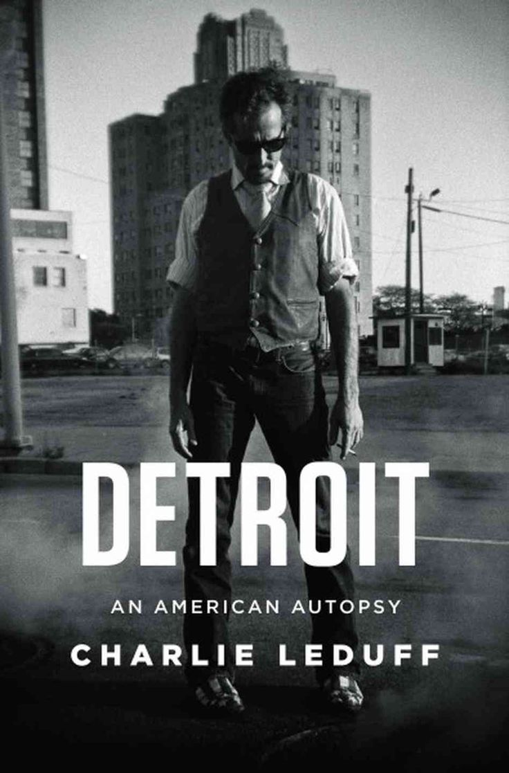 An 'autopsy' Of Detroit Finds Resilience In A Struggling City