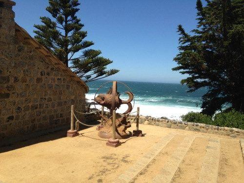 Casa Museo Isla Negra #Chile @ Y Ahora Pa Donde travel blog viajes