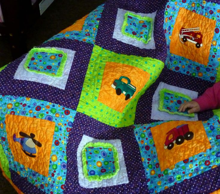quilting patterns for baby boys | Machine embroidery and quilting patterns - Quilters Club of America