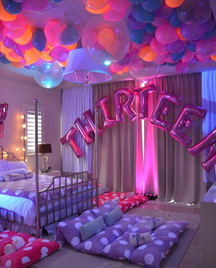 """14.6k Likes, 65 Comments - Center Stage Party Planning (@eventsbycenterstage) on Instagram: """"Set The Mood For A Night Of FUN  #BalloonDelivery #BalloonFun #Latex #Mylars #Teenagers…"""""""