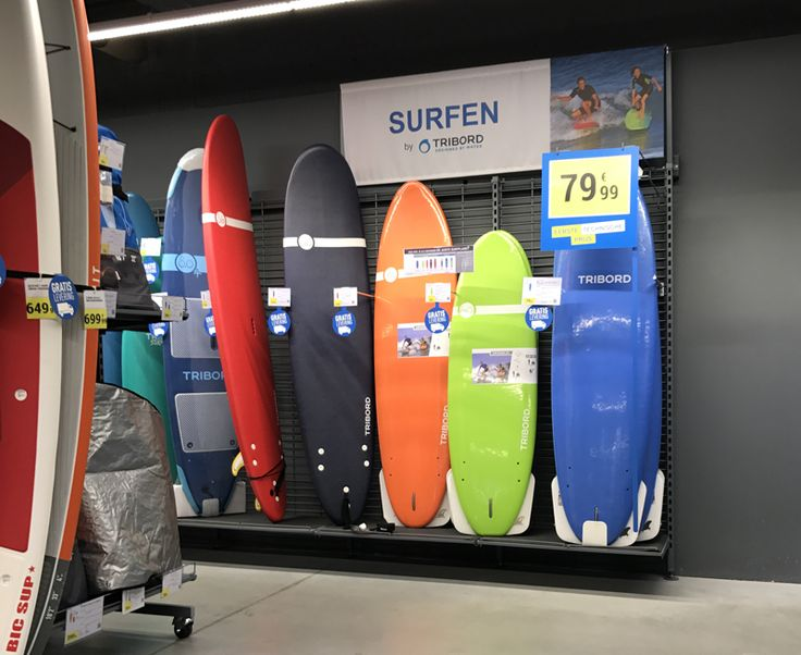 SOUTH HOLLAND SPORTING GOODS STORES Surfboards and boogie boards for sale at a sporting goods store in The Hague. Find sports equipment stores in the area, including Rotterdam, Delft and Leiden here... https://www.angloinfo.com/south-holland/directory/south-holland-sports-equipment-sporting-goods-476
