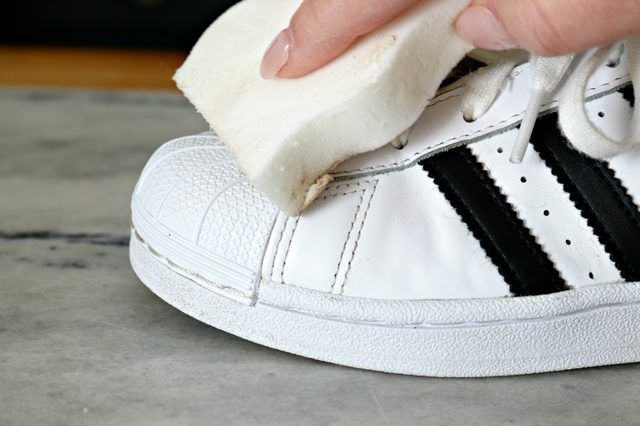 How to Clean Sneakers With a Mr. Clean Magic Eraser | eHow