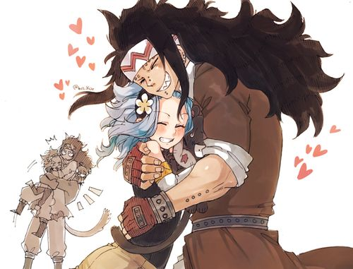 fairy tail gajeel related - photo #30