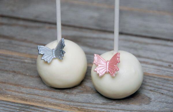 Butterflye cakepops Perhos cakepop