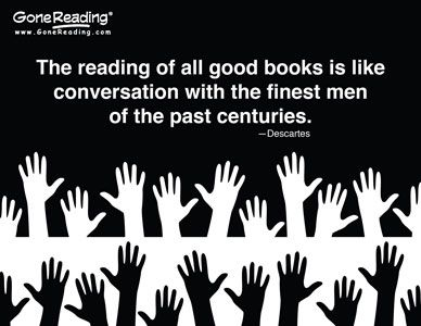 quotes about books and libraries | Quotes on Reading | Gone Reading